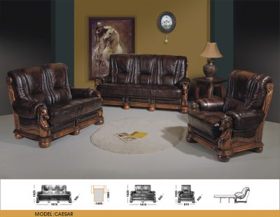 Collections Benelux Classic Living Cesar Set