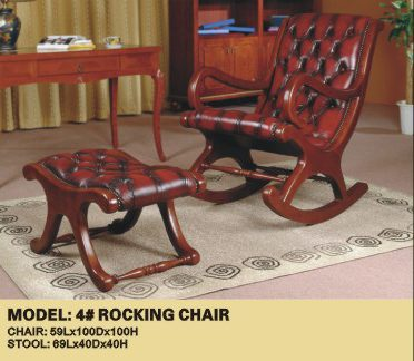 Rocking Chair No 4
