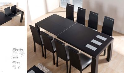 Collections Belen Table, Bea Chairs Belen Table, Bea Chairs