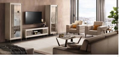 Arredoclassic Living Room, Italy ArredoAmbra Entertainment Center by Arredoclassic, Italy