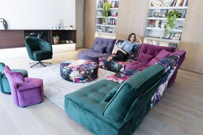 Brands Fama Modern Living Room, Spain Komba