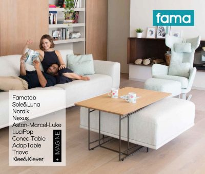 Fama Coffee Tables