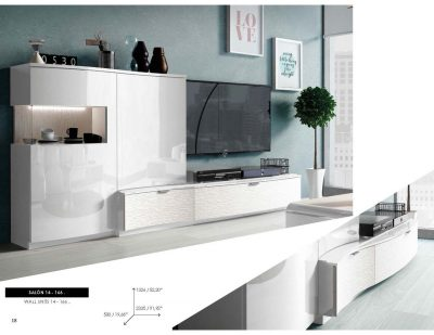 Fenicia Wall Unit Salon 14
