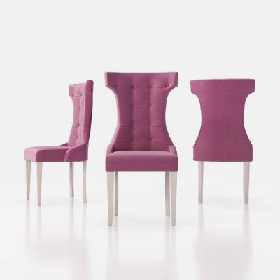 ARTEMISA CUADROS CHAIR ( 1 Piece )