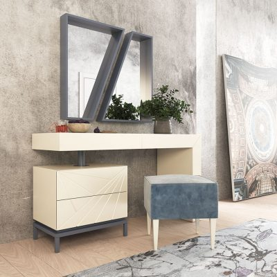 Franco Furniture New BELLA Vanity Chest NB30