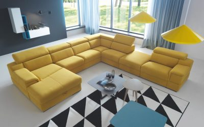 Luciano Sectional