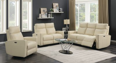 Living Room Furniture Sofas Loveseats and Chairs Arthur Power Recliner Set