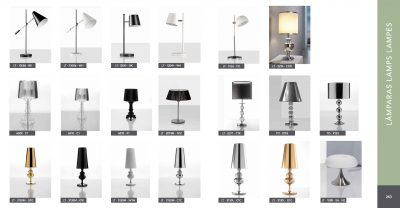 Collections Dupen Accessories, Spain All Table Lamps