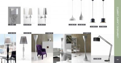 Collections Dupen Accessories, Spain All Wall and Floor Lamps