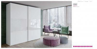 YM504 Sliding Doors Wardrobes