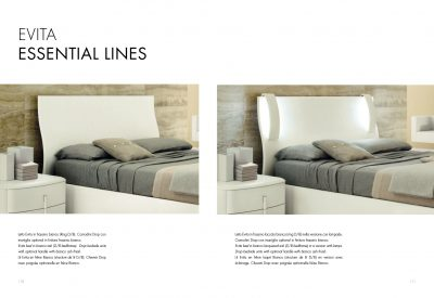 Collections EVITA BED EVITA BED