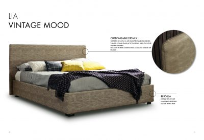 Collections LIA BED LIA BED