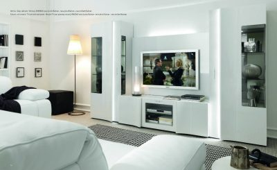 SMA Modern Wall Units Living Room, Italy