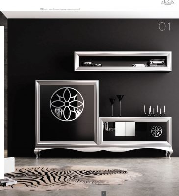 Brands Franco Serik Wall Unit Collection, Spain SERIK 01