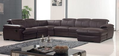 2146 Sectional w/Recliner