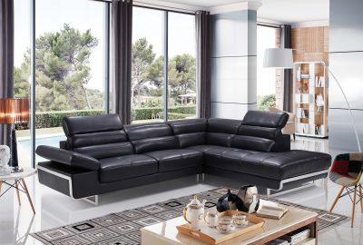 Living Room Furniture 2347 Sectional 2347 Sectional