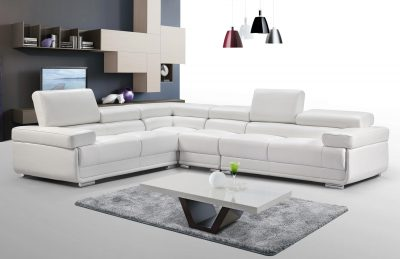 Leather Sectionals 2119 Sectional