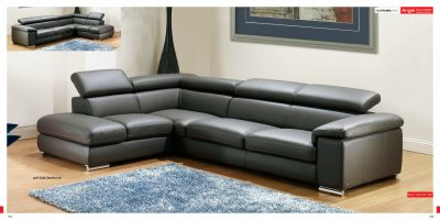 Living Room Furniture Sectionals Angel Sectional