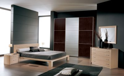 Collections MCS Modern Bedrooms, Italy Platinum