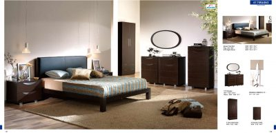 Clearance Bedroom 50% OFF - Madrid K.S. Bed
