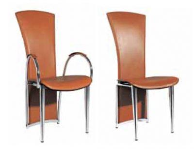 4083 Brown Chair, Armchair