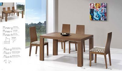 Collections Ines Table, Luz Chairs Ines Table, Luz Chairs