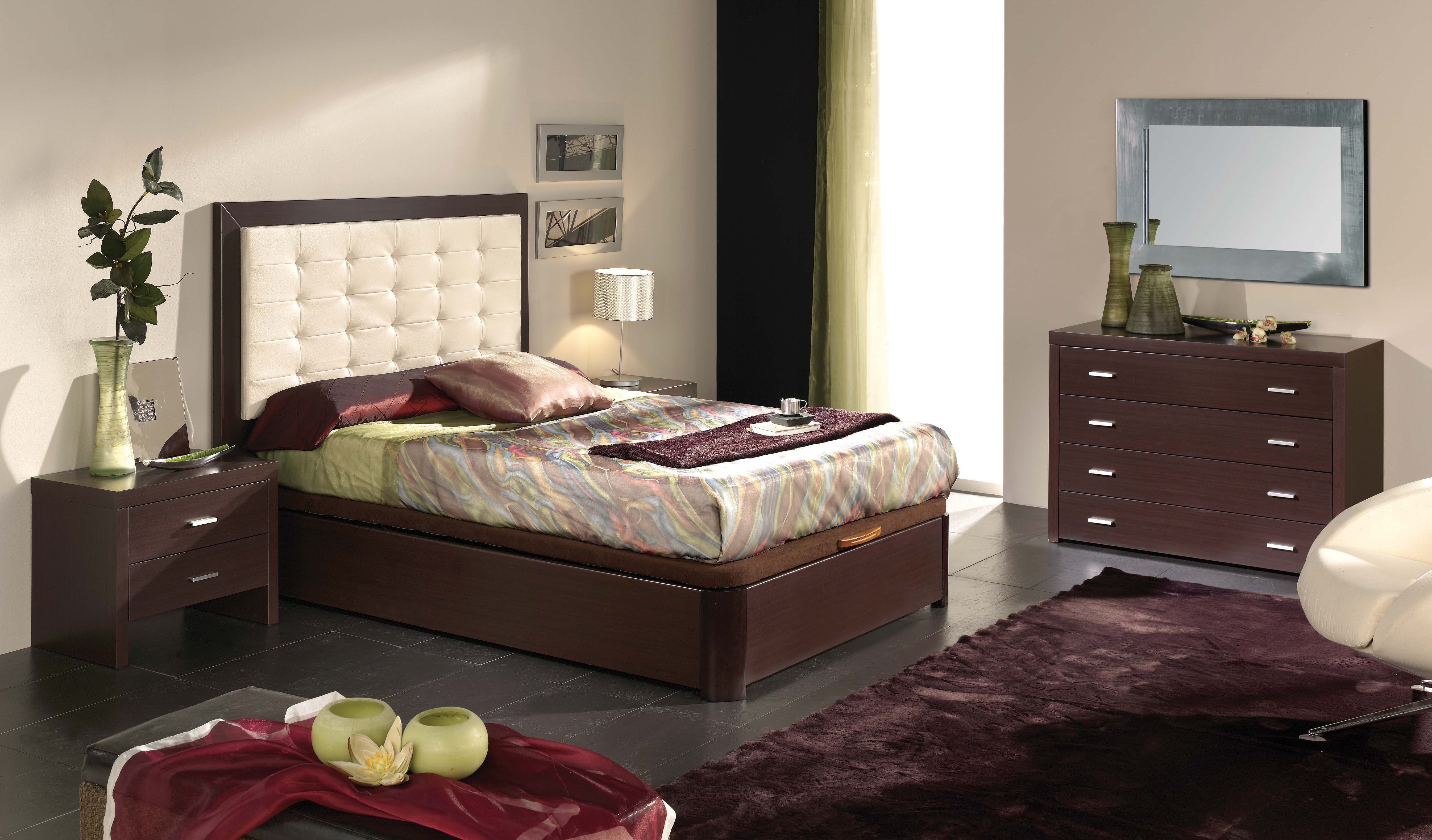 Alicante 515 Wenge Bedroom Clearance