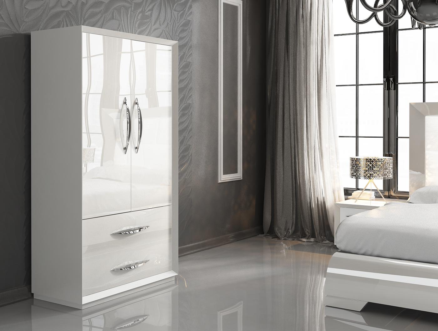 Pics Of Modern Bedrooms Carmen White Modern Bedrooms Bedroom Furniture