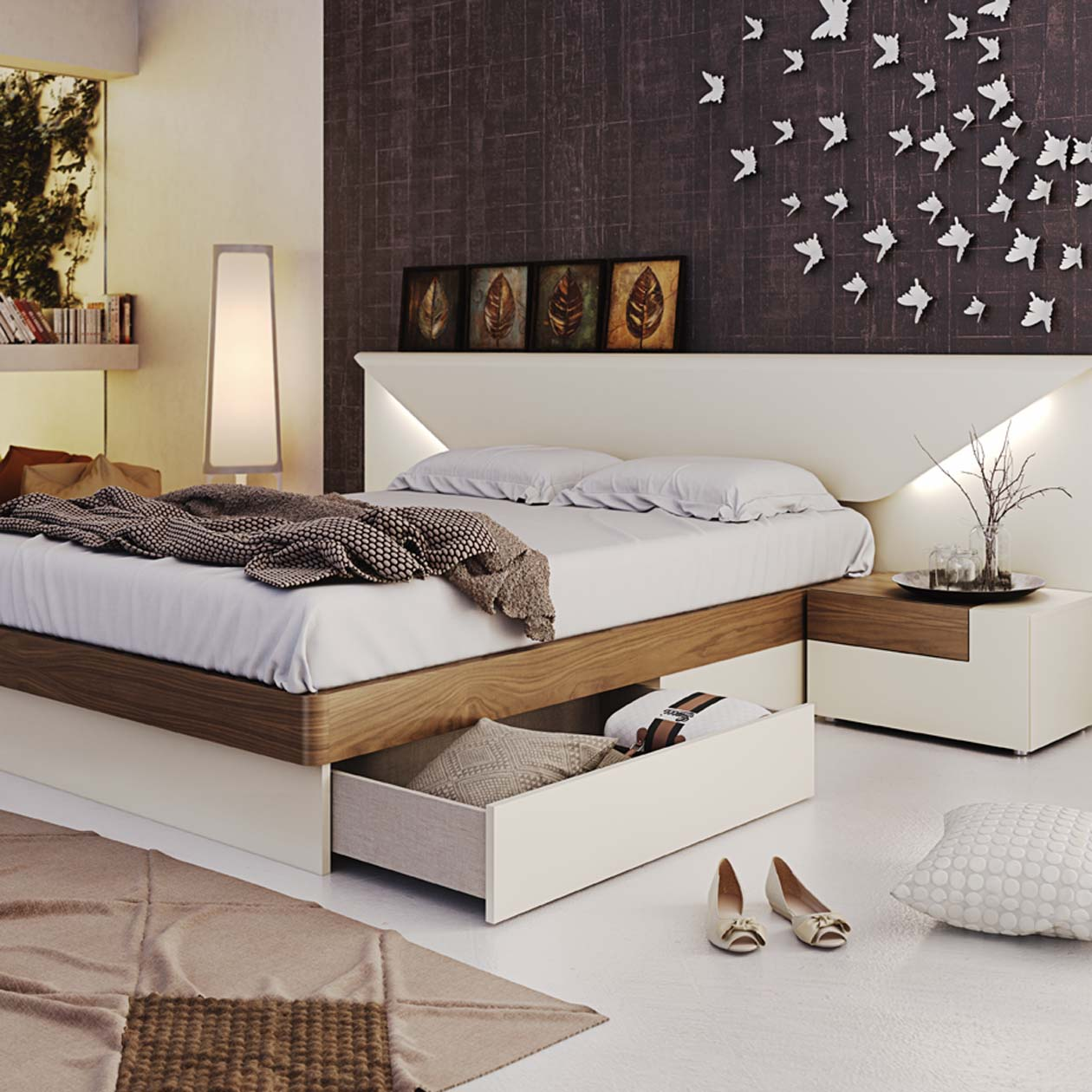 Elena Bedroom, Modern Bedrooms, Bedroom Furniture