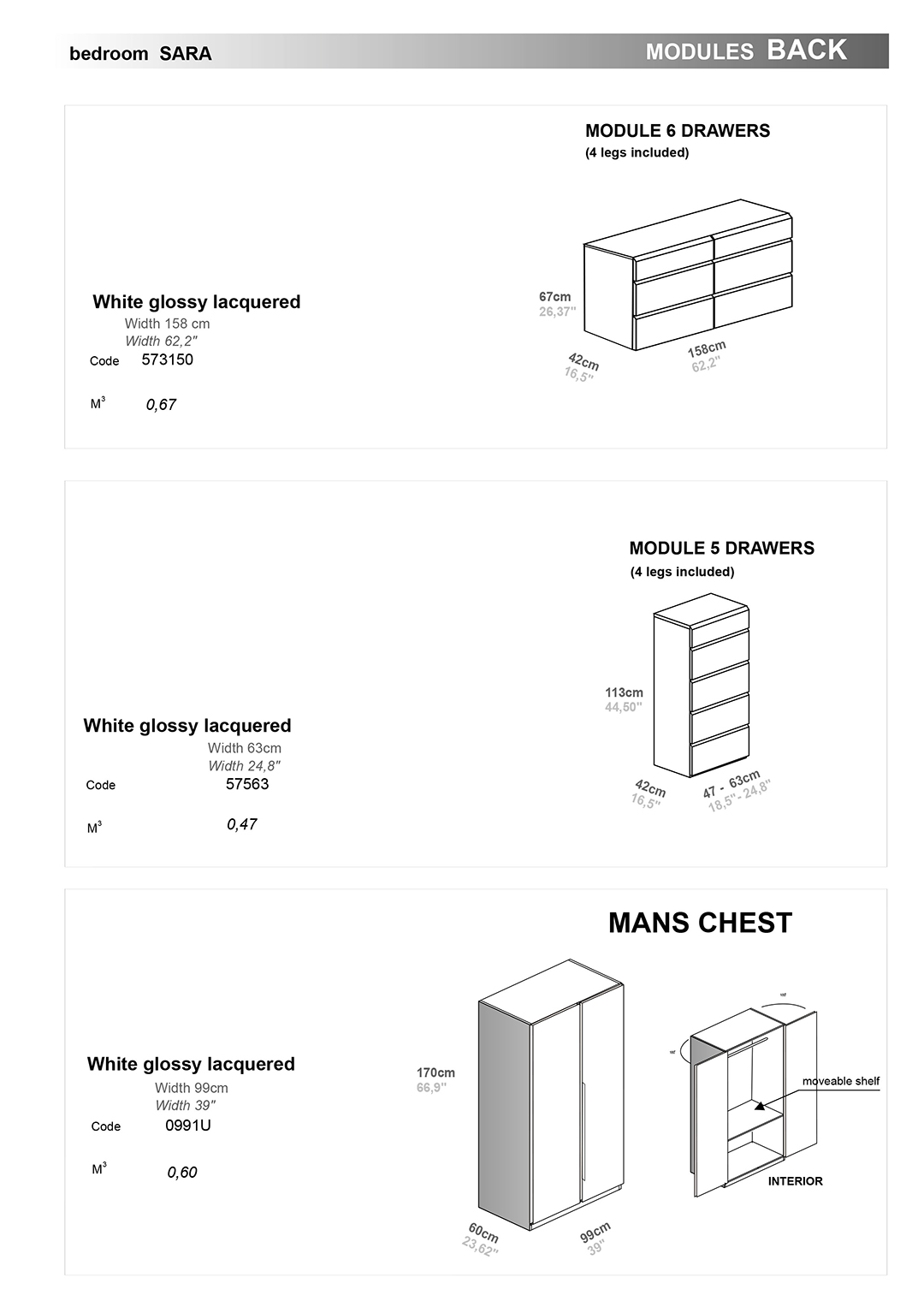 Bedroom Furniture Dimensions sara bedroom, modern bedrooms, bedroom furniture