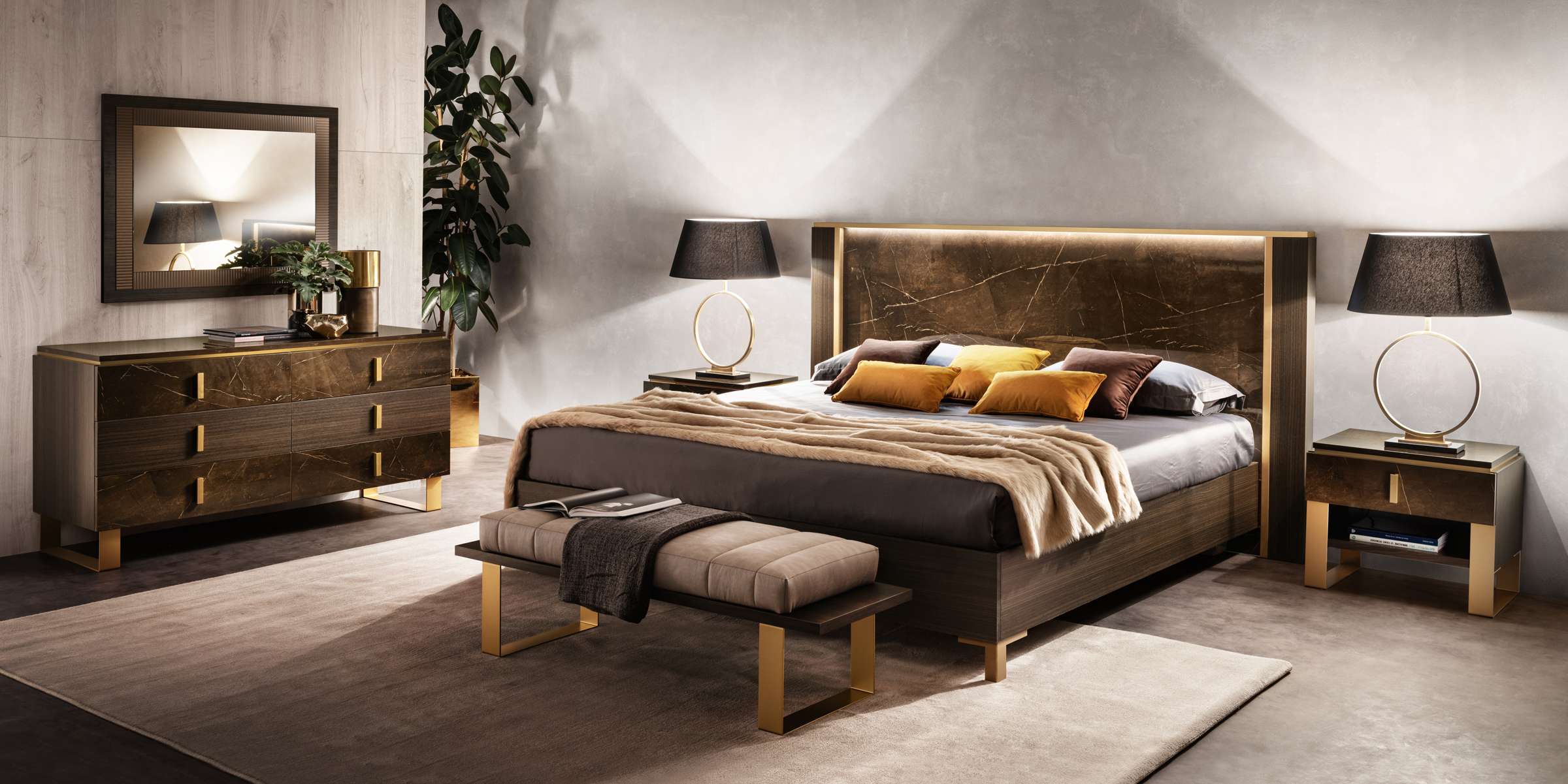 Brands Arredoclassic Bedroom, Italy Essenza Bedroom by Arredoclassic, Italy