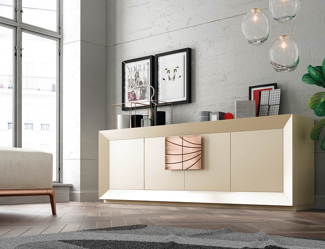 Brands FRANCO AZKARY II SIDEBOARDS, SPAIN AII.04 Sideboard