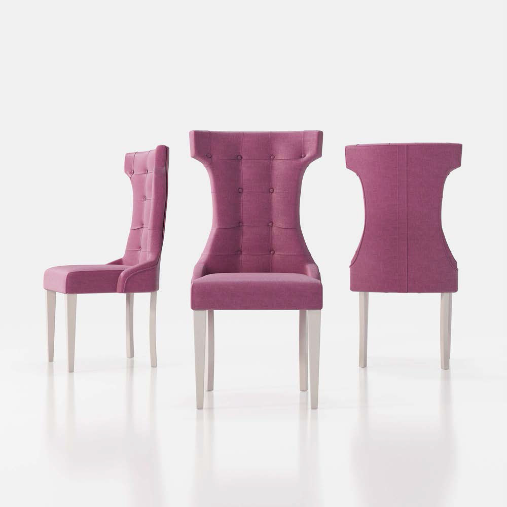 Brands Franco AZKARY II Chairs, SPAIN ARTEMISA CUADROS CHAIR ( 1 Piece )