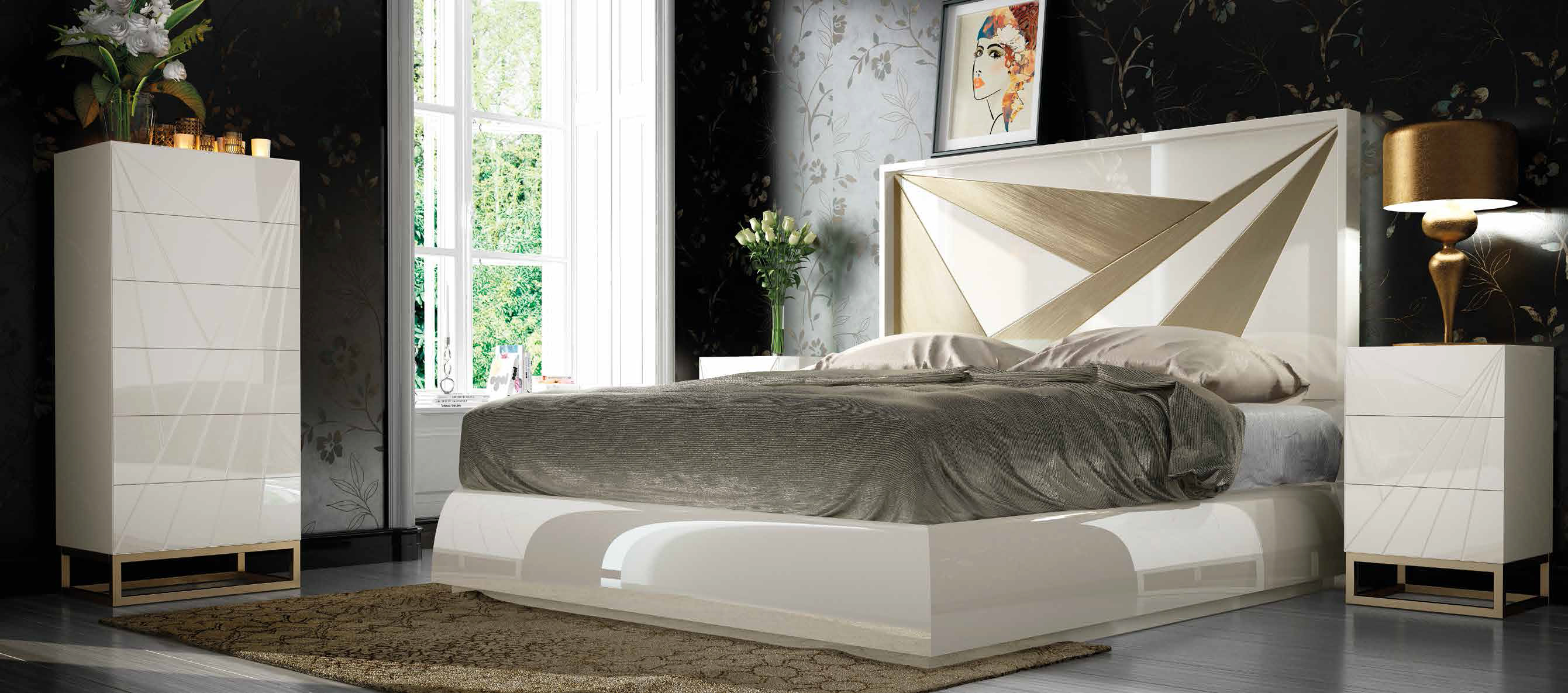 Brands Franco Furniture Bedrooms vol1, Spain DOR 15