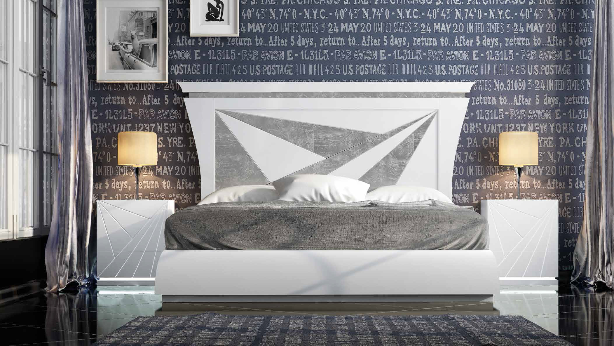 Brands Franco Furniture Bedrooms vol1, Spain DOR 24
