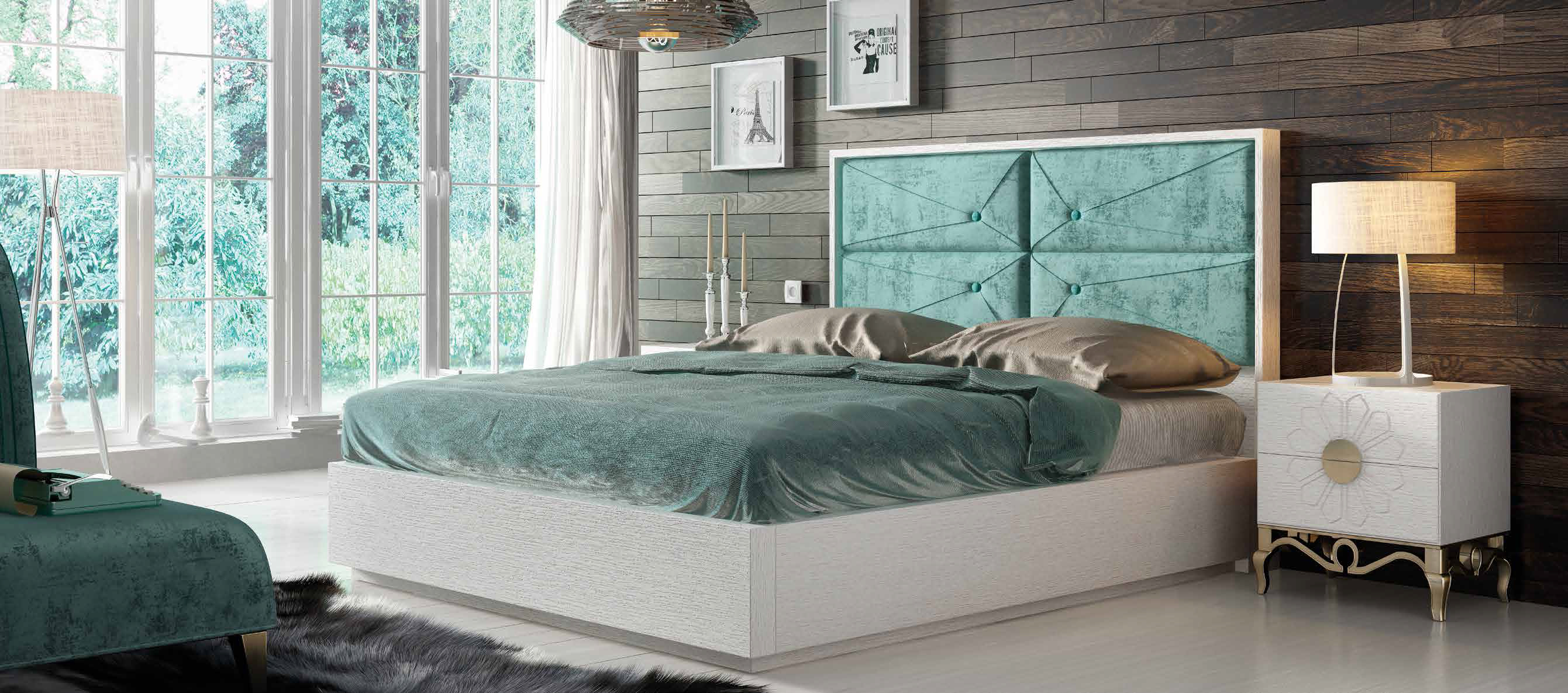 Brands Franco Furniture Bedrooms vol1, Spain DOR 63