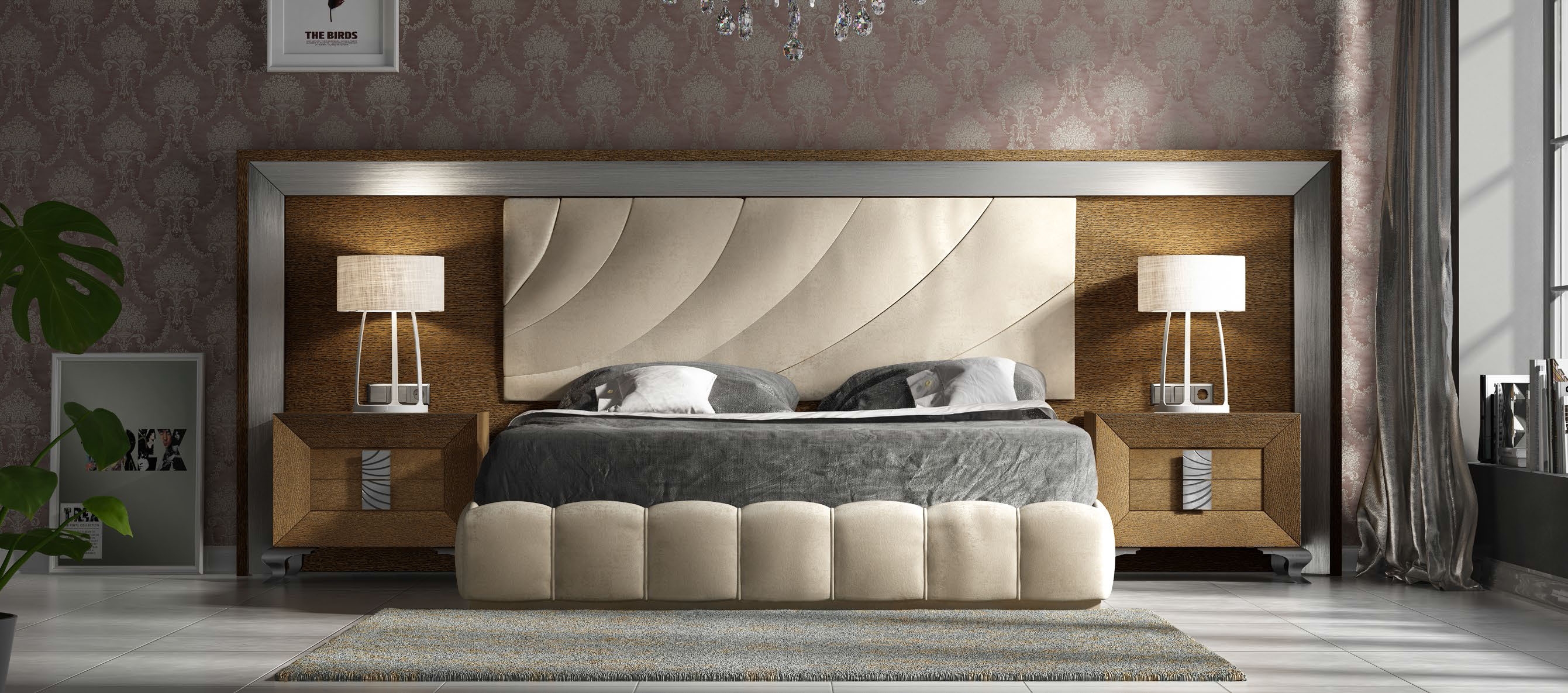 Brands Franco Furniture Bedrooms vol2, Spain DOR 110