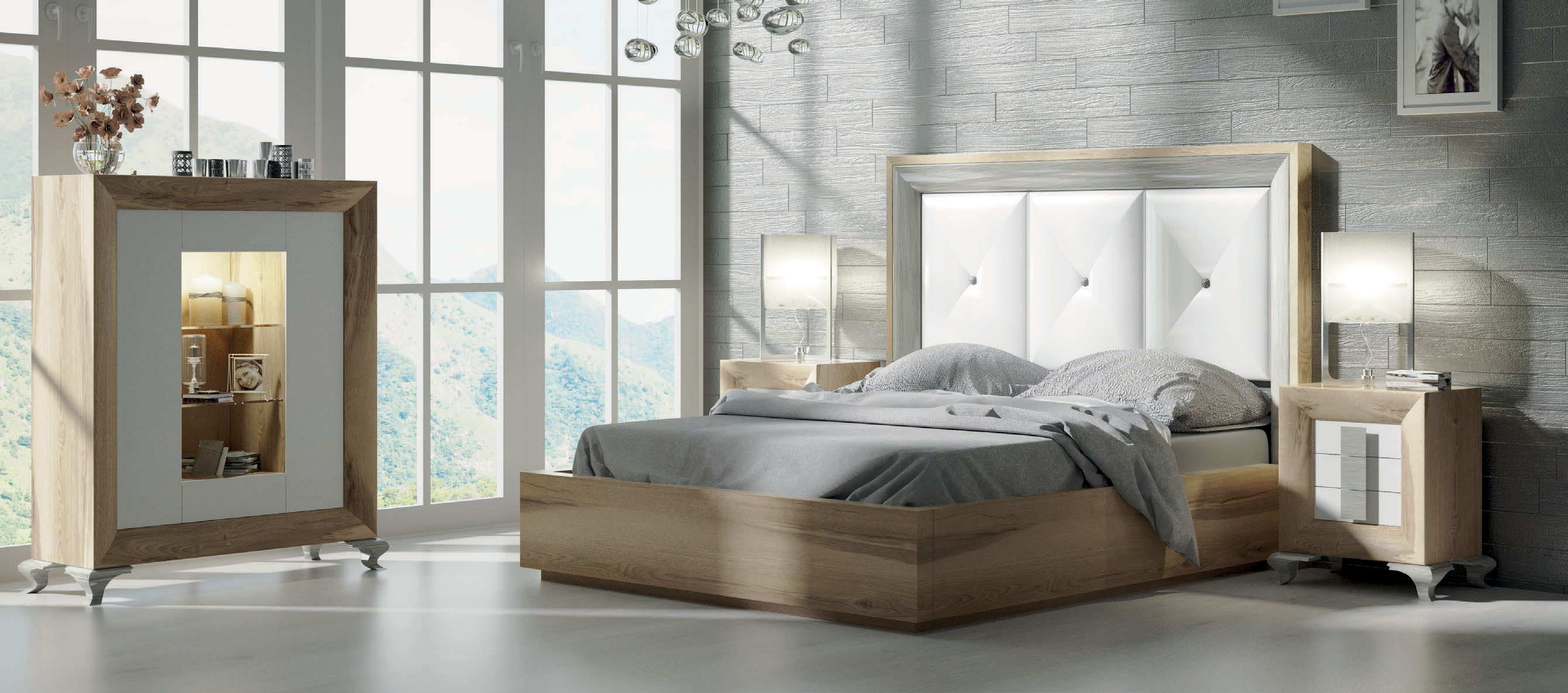 Brands Franco Furniture Bedrooms vol2, Spain DOR 146