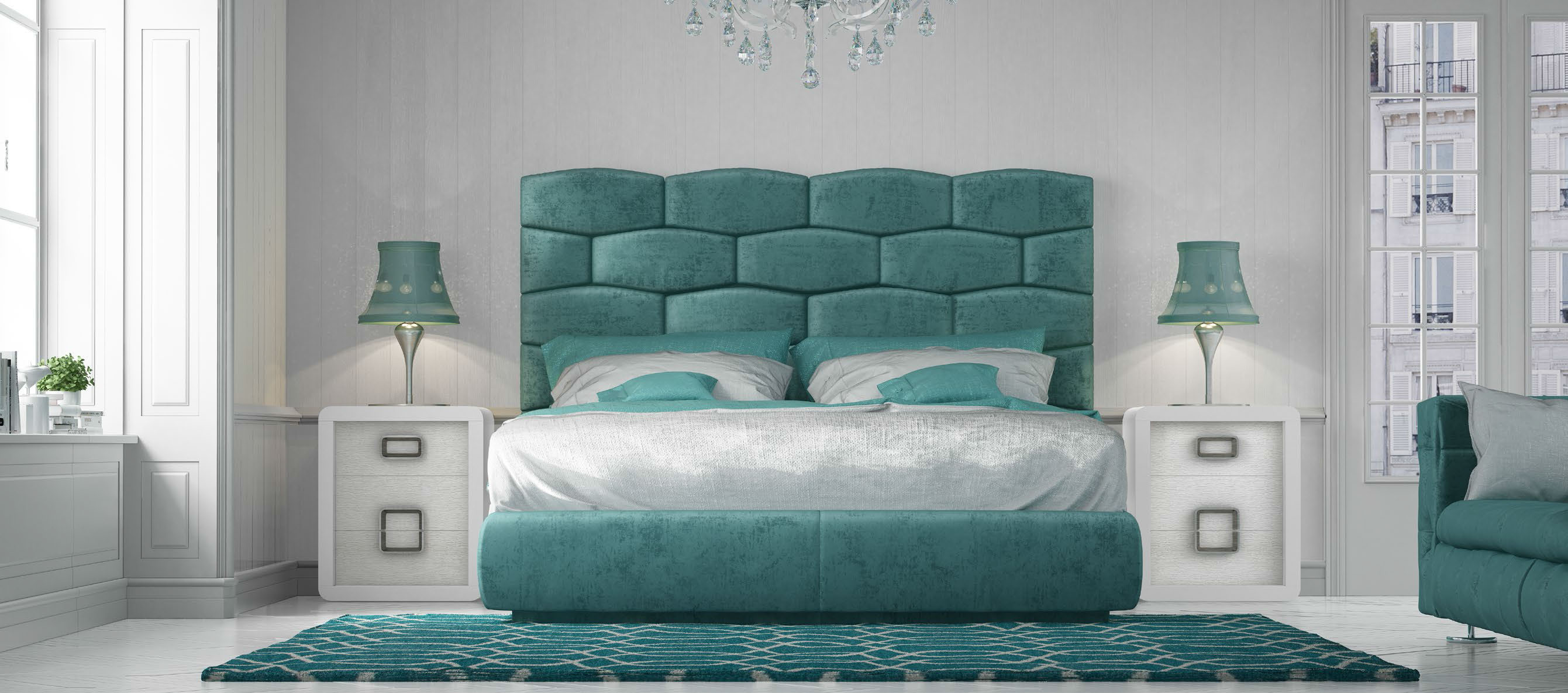 Brands Franco Furniture Bedrooms vol3, Spain DOR 178