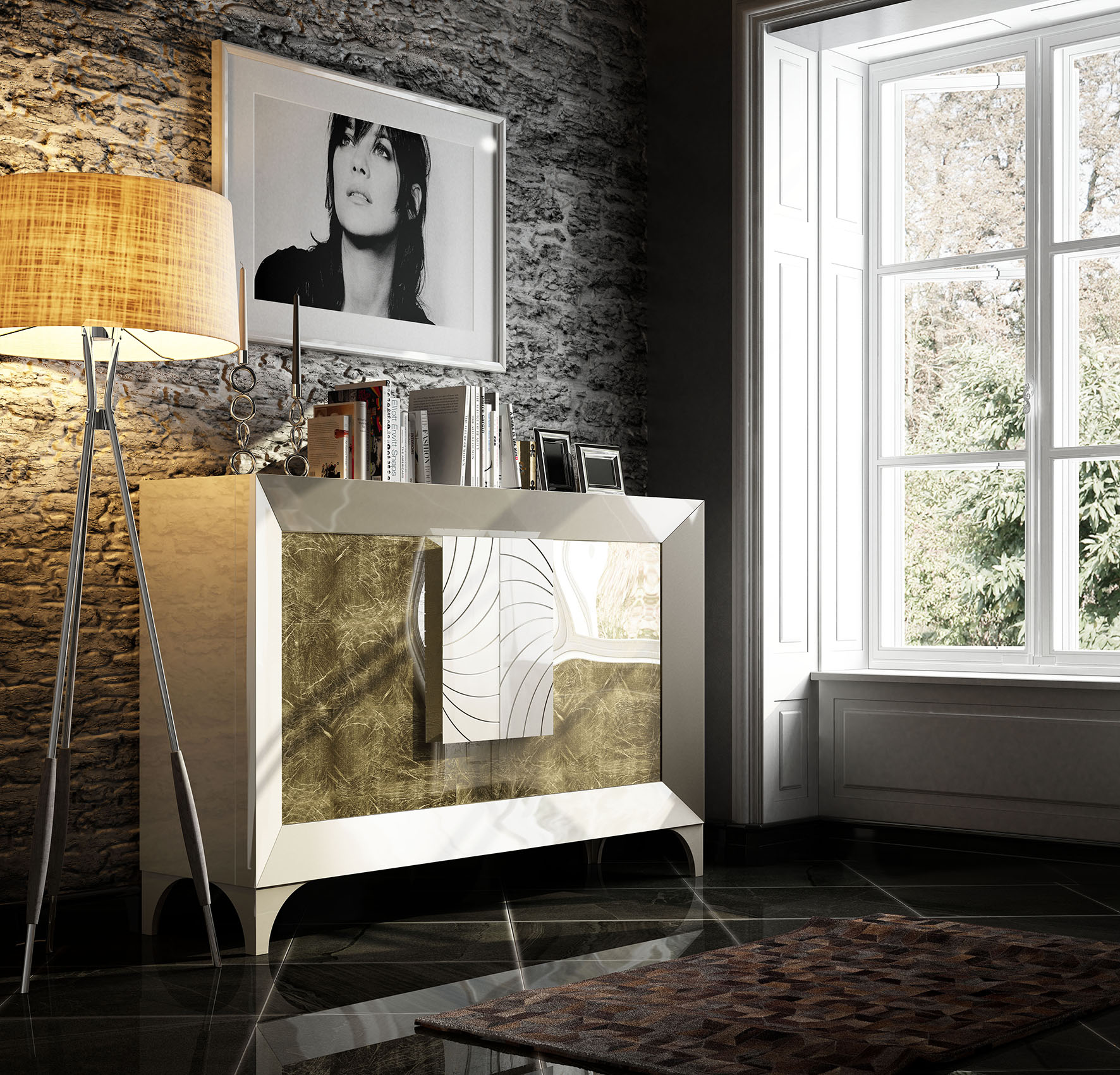 Brands FRANCO AZKARY II SIDEBOARDS, SPAIN AII.13 Sideboard