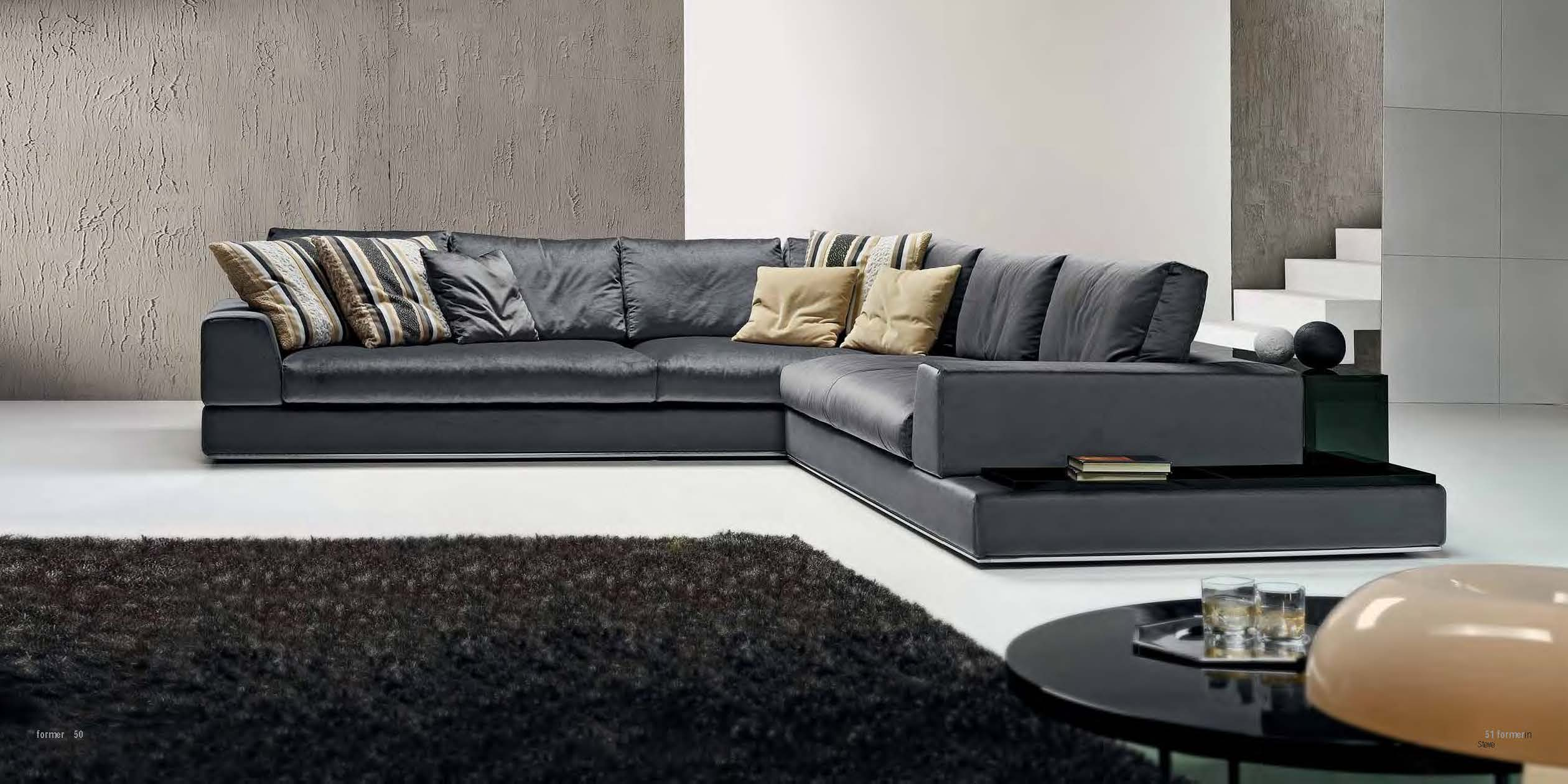 Brands Formerin Modern Living Room, Italy My Way