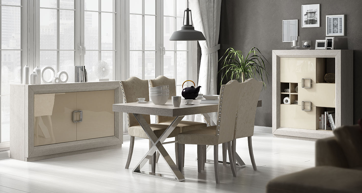 Ez20 enzo dining and wall units spain collections - Franco furniture precios ...