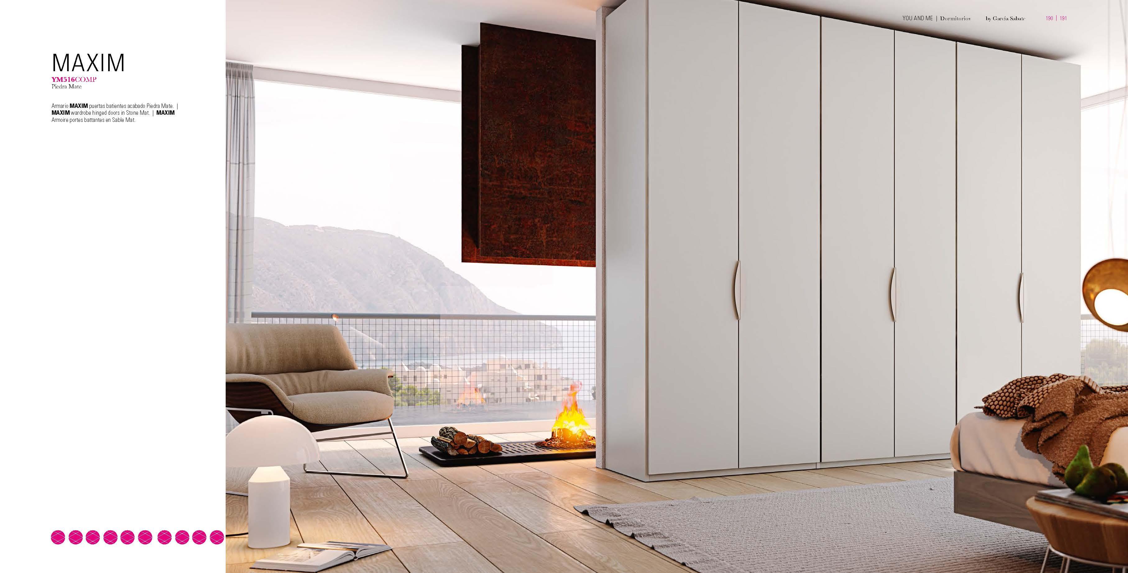 Dining Room Furniture Modern Formal Sets YM516 Sliding Doors Wardrobes