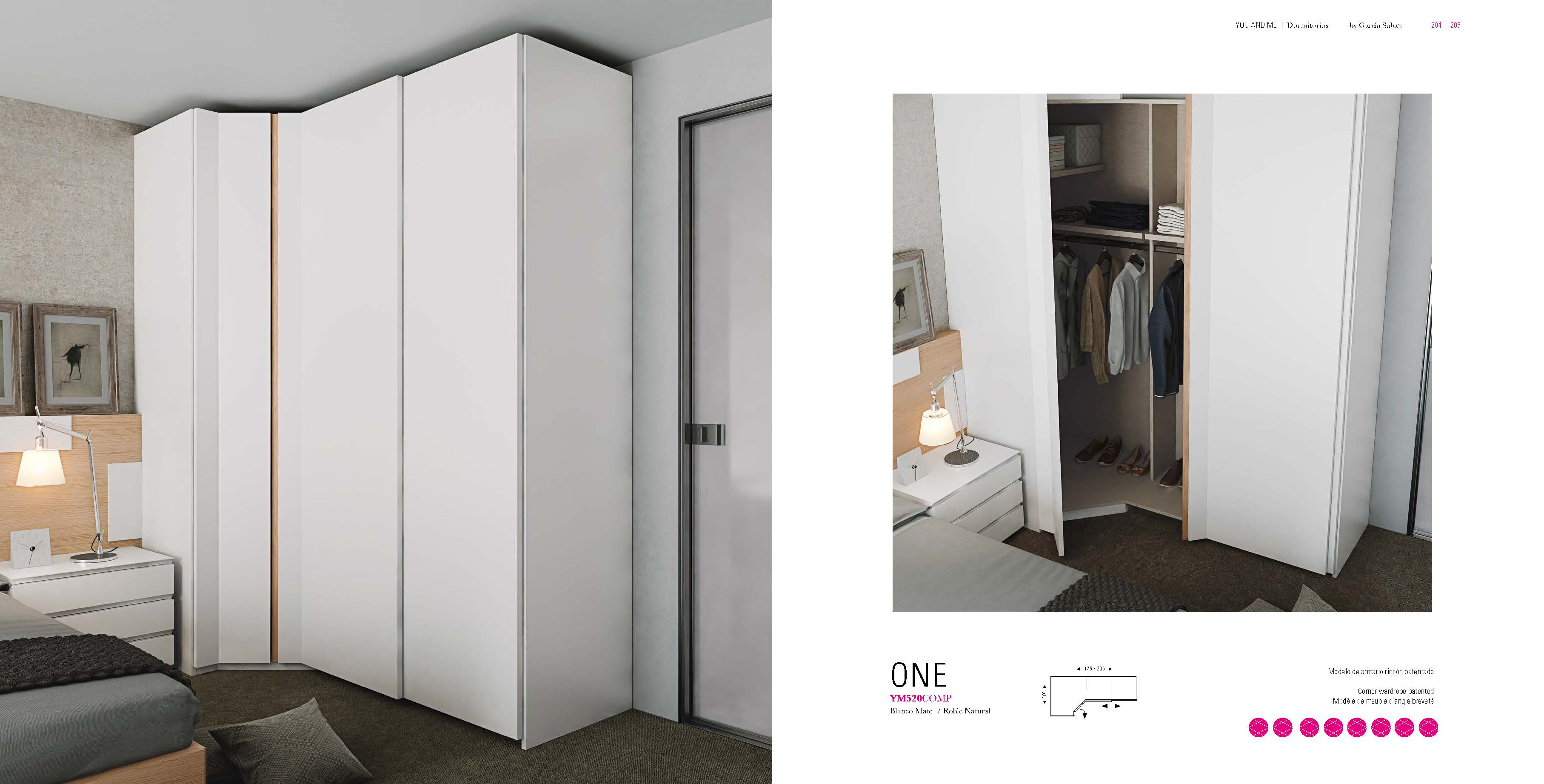 Interiors Meuble D Angle ym520 wardrobes, classic bedrooms, bedroom furniture