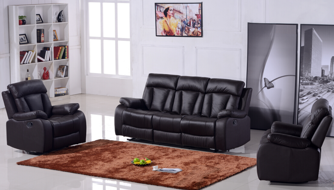 Living Room Furniture Reclining and Sliding Seats Sets G40