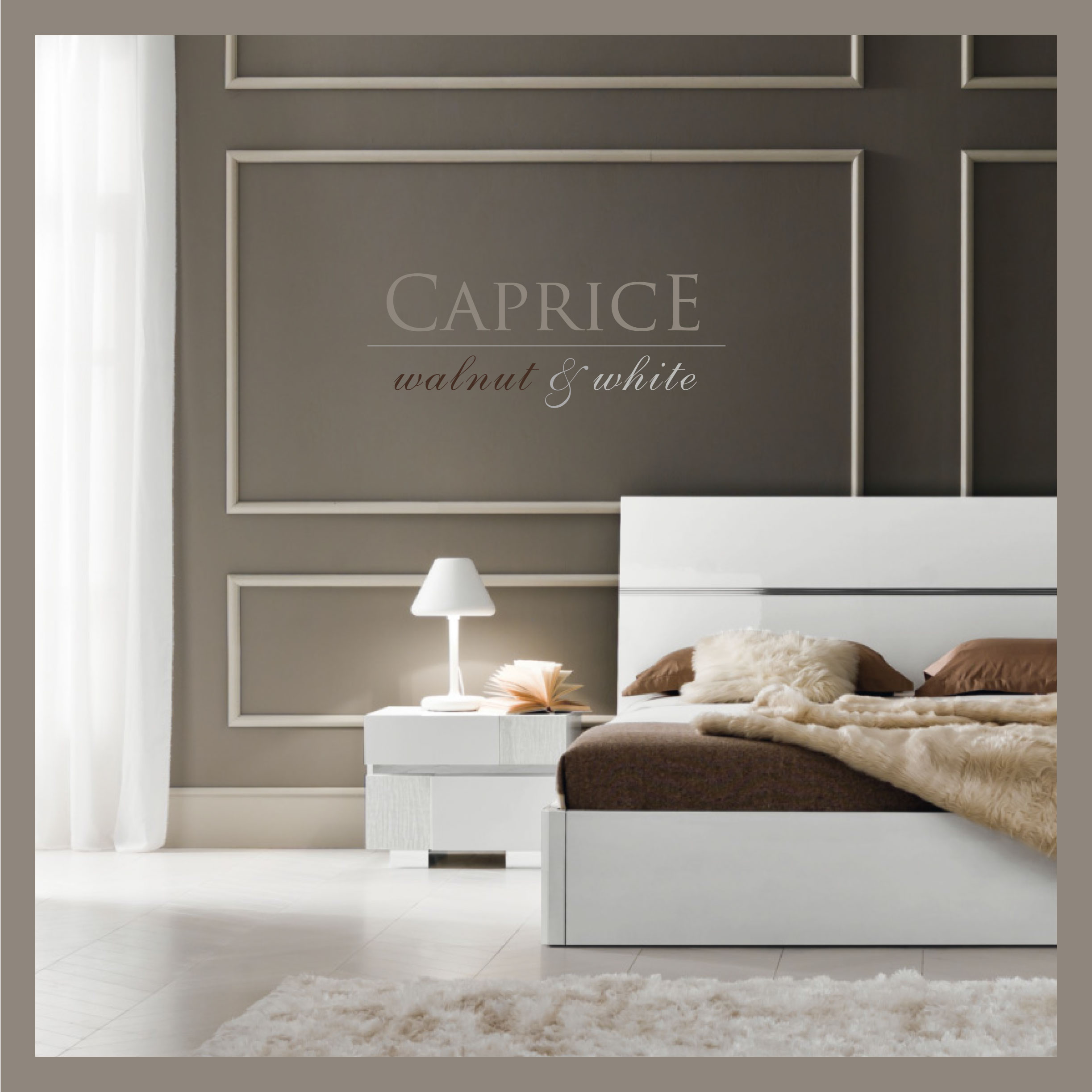 Brands Status Modern Collections, Italy White Status Caprice Additional Items