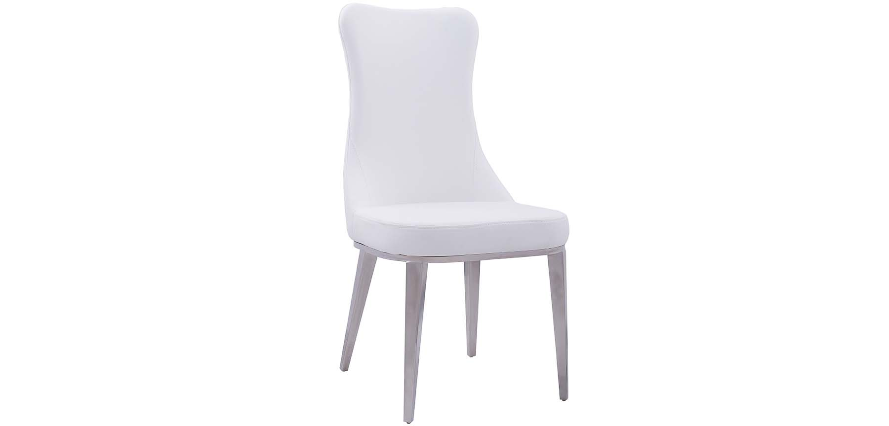 Dining Room Furniture Chairs Chair Model 6138 Solid White (no pattern)