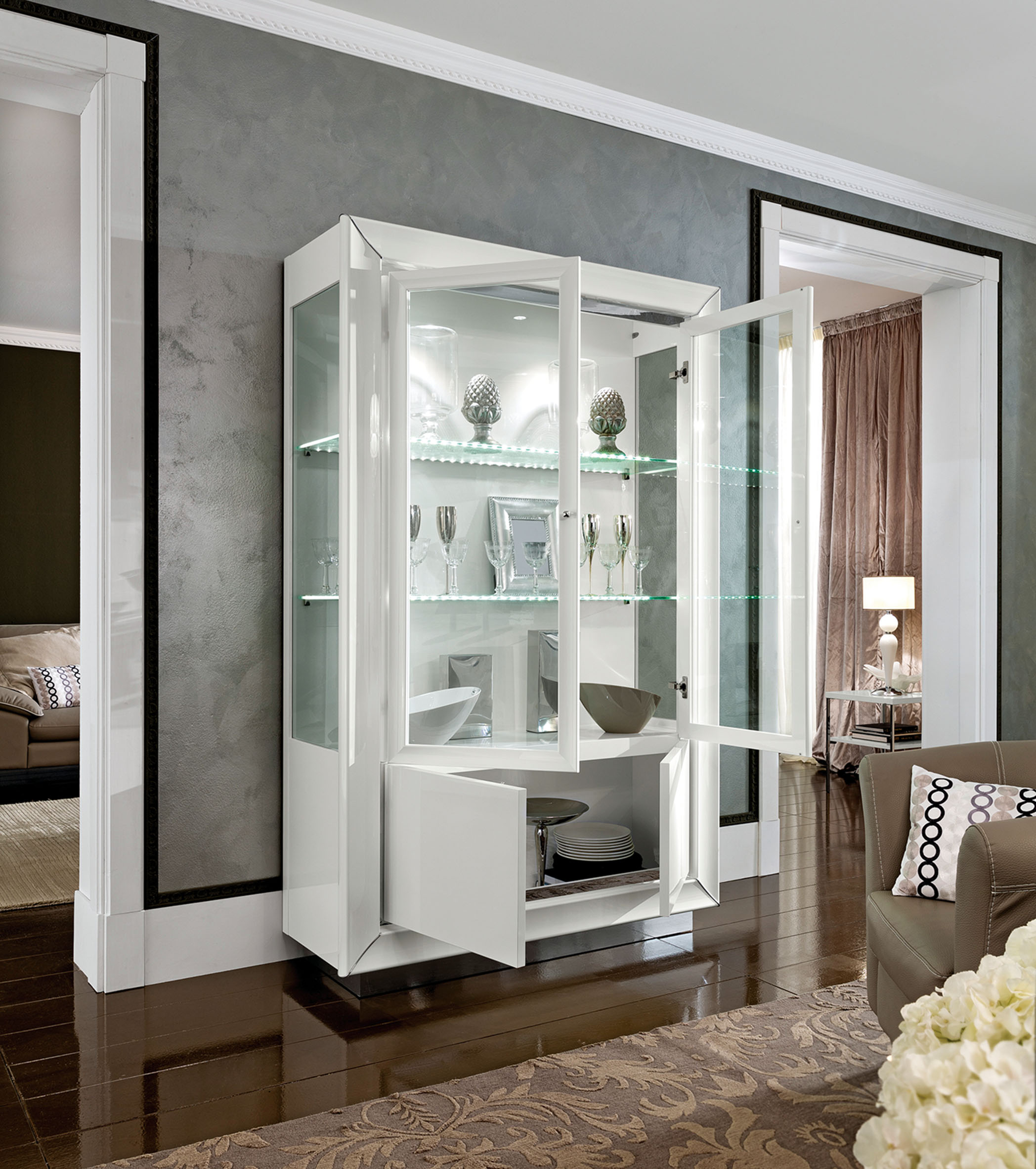 Dama Bianca Dining Modern Formal Sets Room Furniture