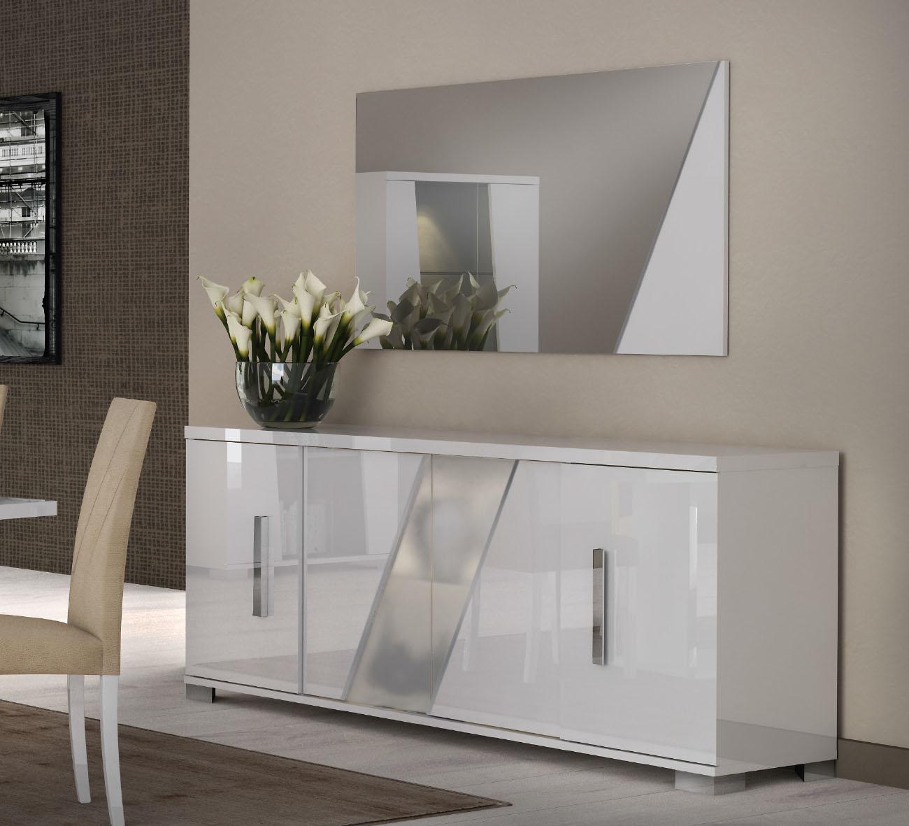 Lisa Dining Room Made In Italy Modern Formal Dining Sets Dining - Modern formal dining rooms