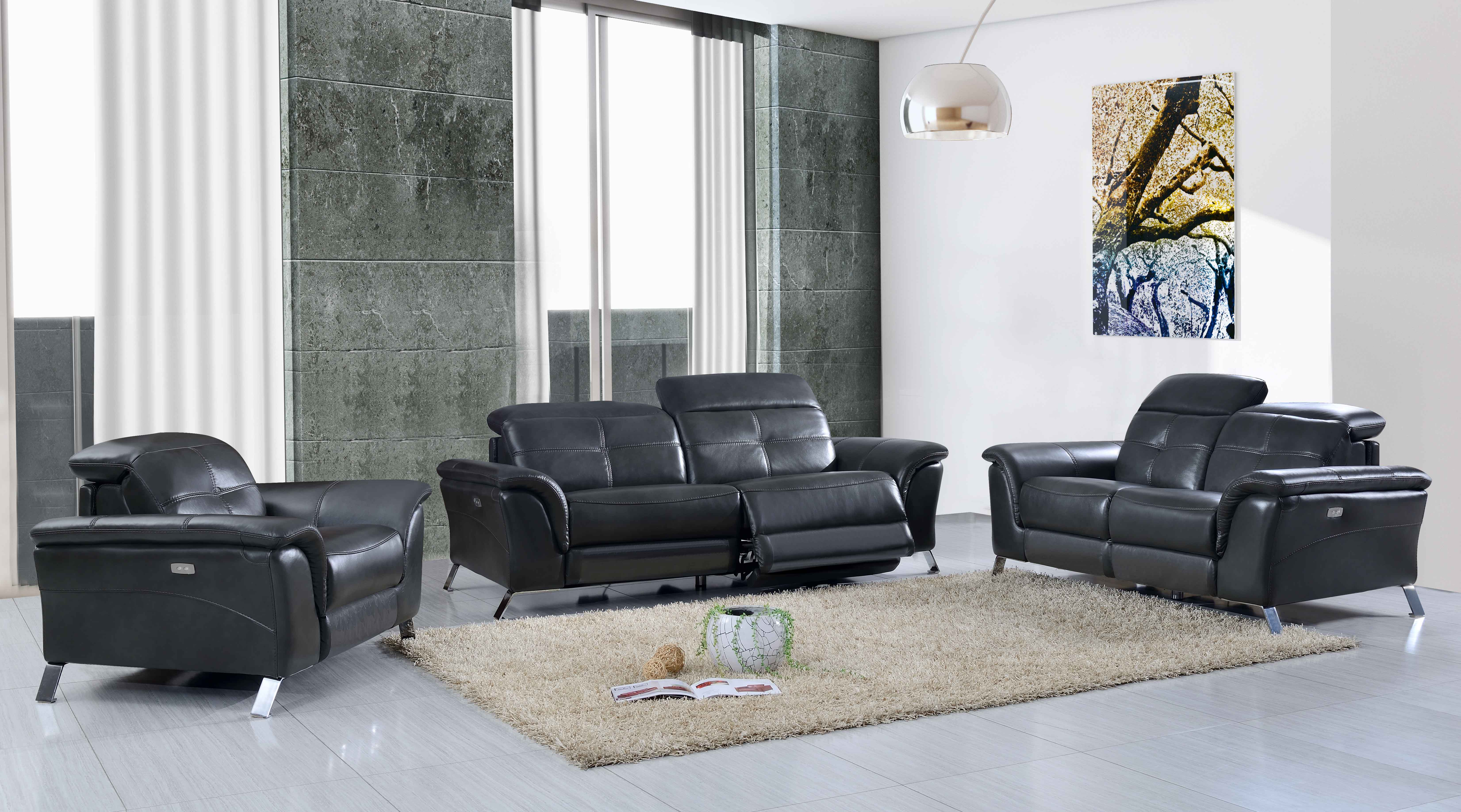2619 with Electric Recliner SET